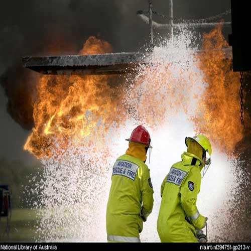 Industrial Safety & Fire Fighting