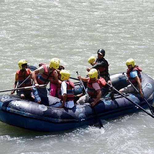 Order River Rafting Shimla