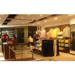 Order Showroom Interior Decoration Services