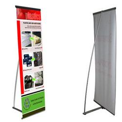 Order Banner Stands