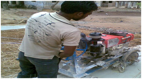 Order Groove cutting