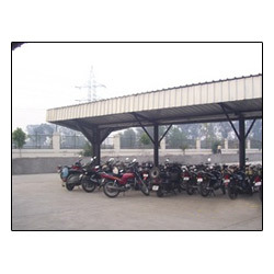 Order Car Parking Stand