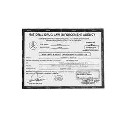Order Drug License
