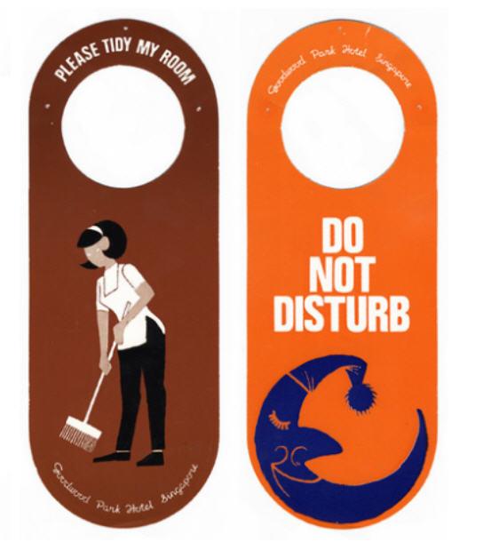 Order Door Hanger