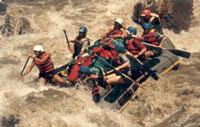 Order River rafting (Phey - Saspol)