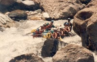 Order River rafting (Phey - Nimo route)