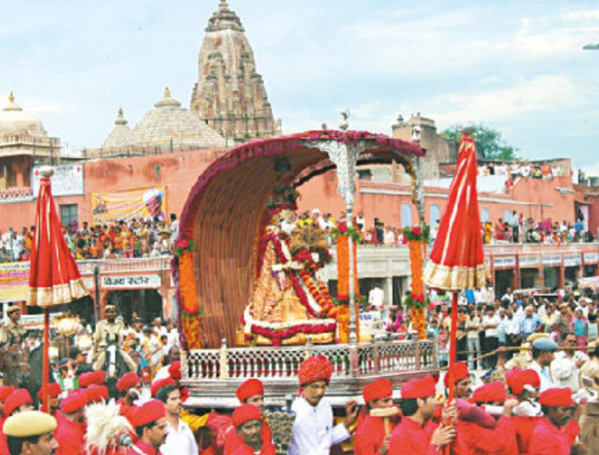 Order Rajasthan Cultural Vacation