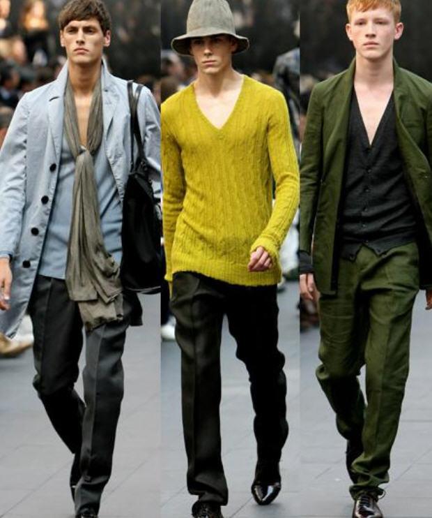 Famous men's clothing designers
