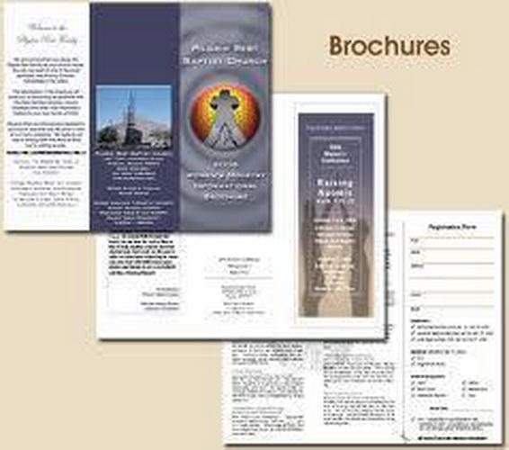 Order Brouchers