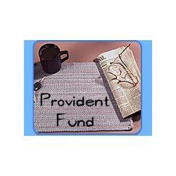 Order Provident Fund