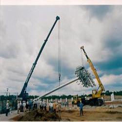 Order Truck Mounted Hydraulic Crane