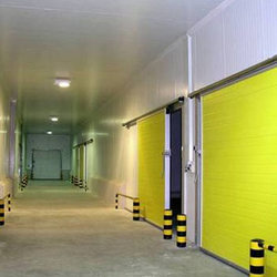 Order Complete Design of Refrigerated and Non-Refrigerated Warehouse