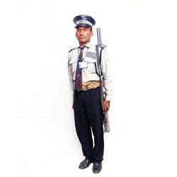 Order Security Gunman