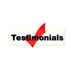 Order Customer Testimonial