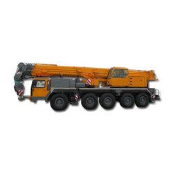 Order Mobile Telescopic Crane Rental Service