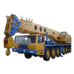 Order Hydraulic Cranes Rental Service
