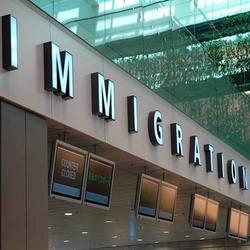 Order Immigration Service