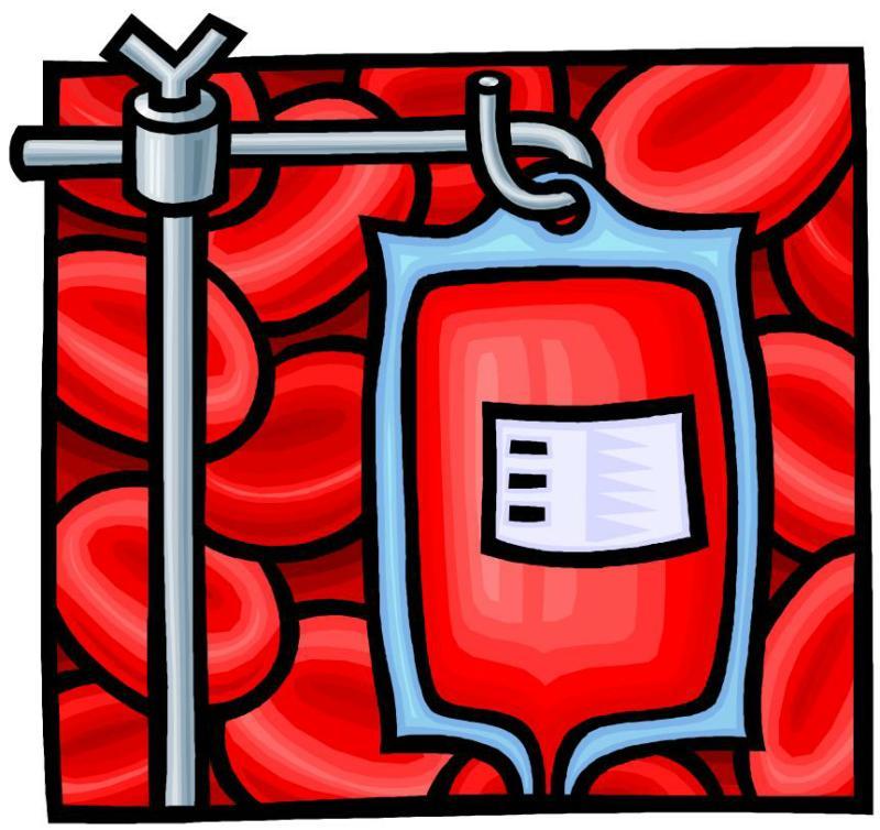 Order Blood bank