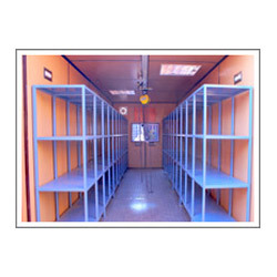 Order Storage Units