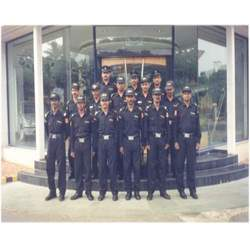Order Industrial Security Service