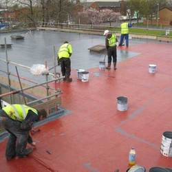 Order Waterproofing Works