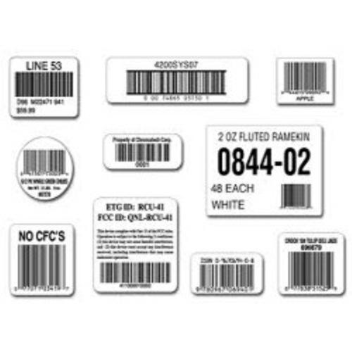 Order Barcode Labels