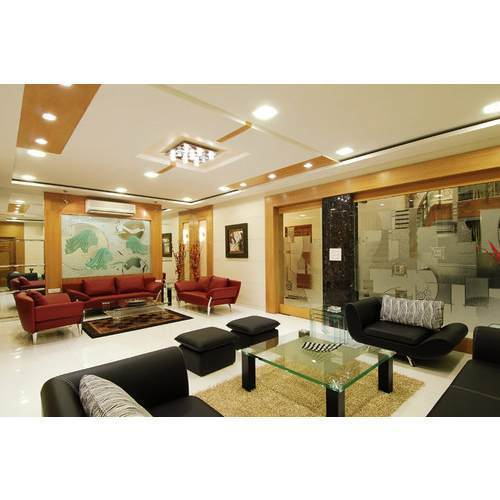 Picture of home interior in india.
