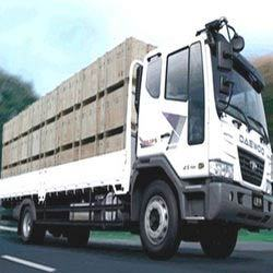 Order Commercial Goods Transportation Service