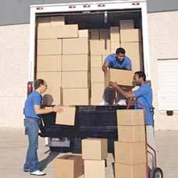 Order Goods Loading & Unloading