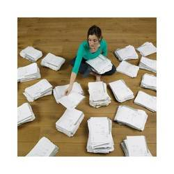 Order Document Processing