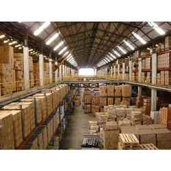 Order Goods Warehousing Services