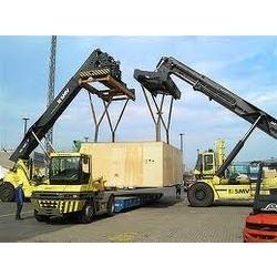 Order Marine Cargo Handling Services