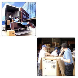 Order Packing and Moving Services
