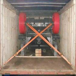 Order Open Top Container Lashing