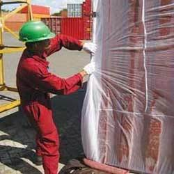 Order Fumigation of Containers