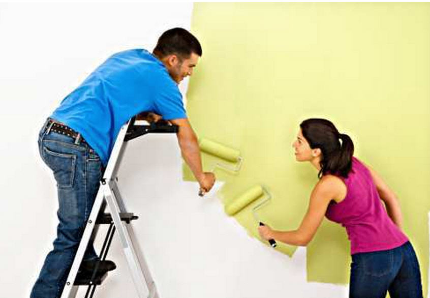 Order Interior Wall Painting