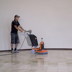 Order Floor Scrubbing & Polishing Services