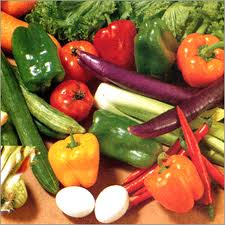 Order Export of Fresh Vegetables
