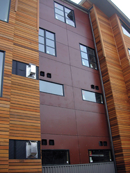 Order Podema/optema for exterior wallcladding