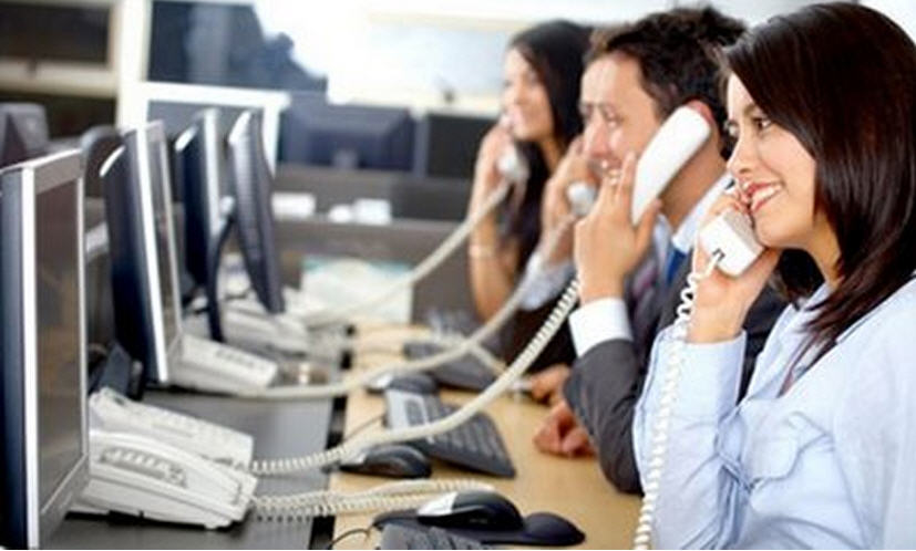 Order Call Center Projects