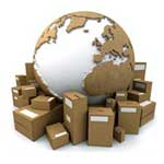 Order International Courier Services