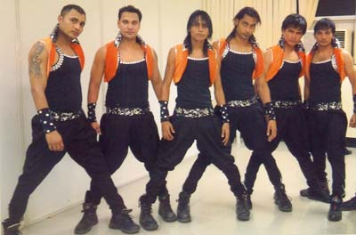 Order Choreography Services