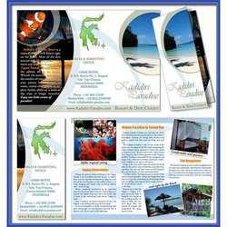 Order Advt/Brochure Designing