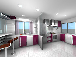 Order Kitchen Interior