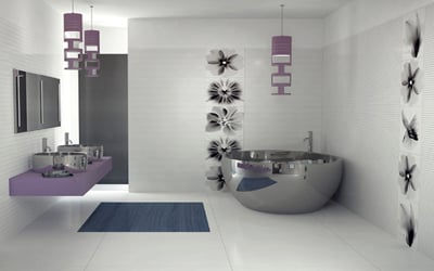 Order Interior for bathroom