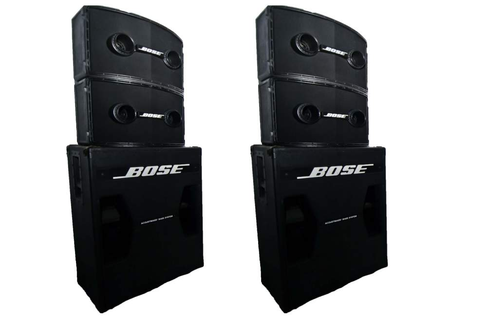 Order Sound Systems On Hire