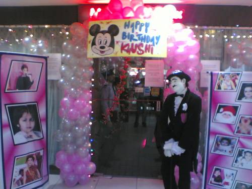 Order Birthday Party Organizers