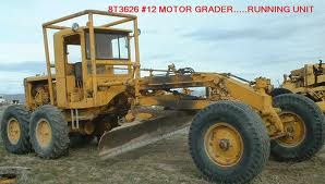 Order Motor Graders