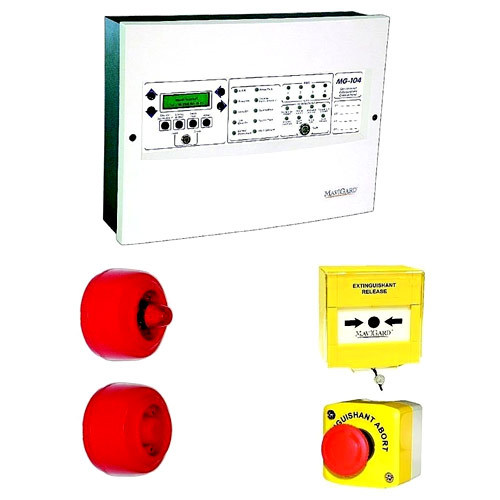 Order Fire Detection And Alarm Systems