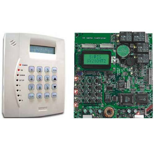 Order Access Control System